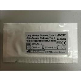 Chip sensor Glucose Biosen